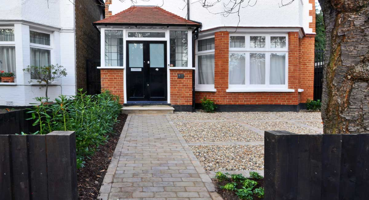 front garden ideas - Front Garden Ideas London