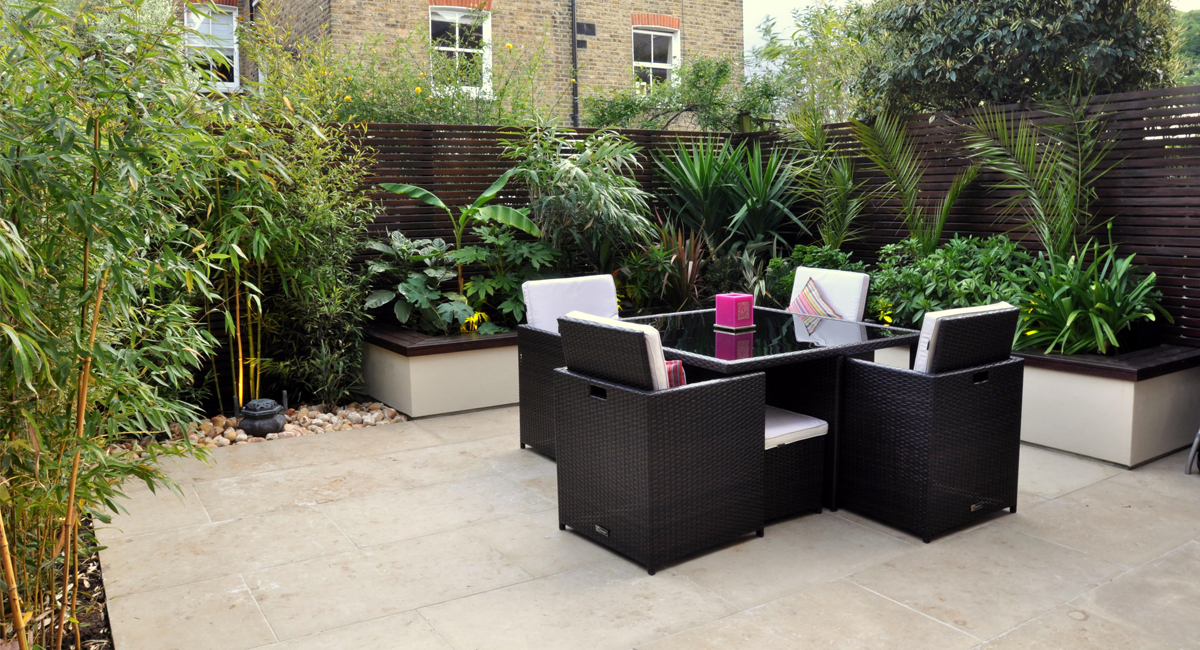 Garden designers and landscapers in london bamboo for Design of the garden