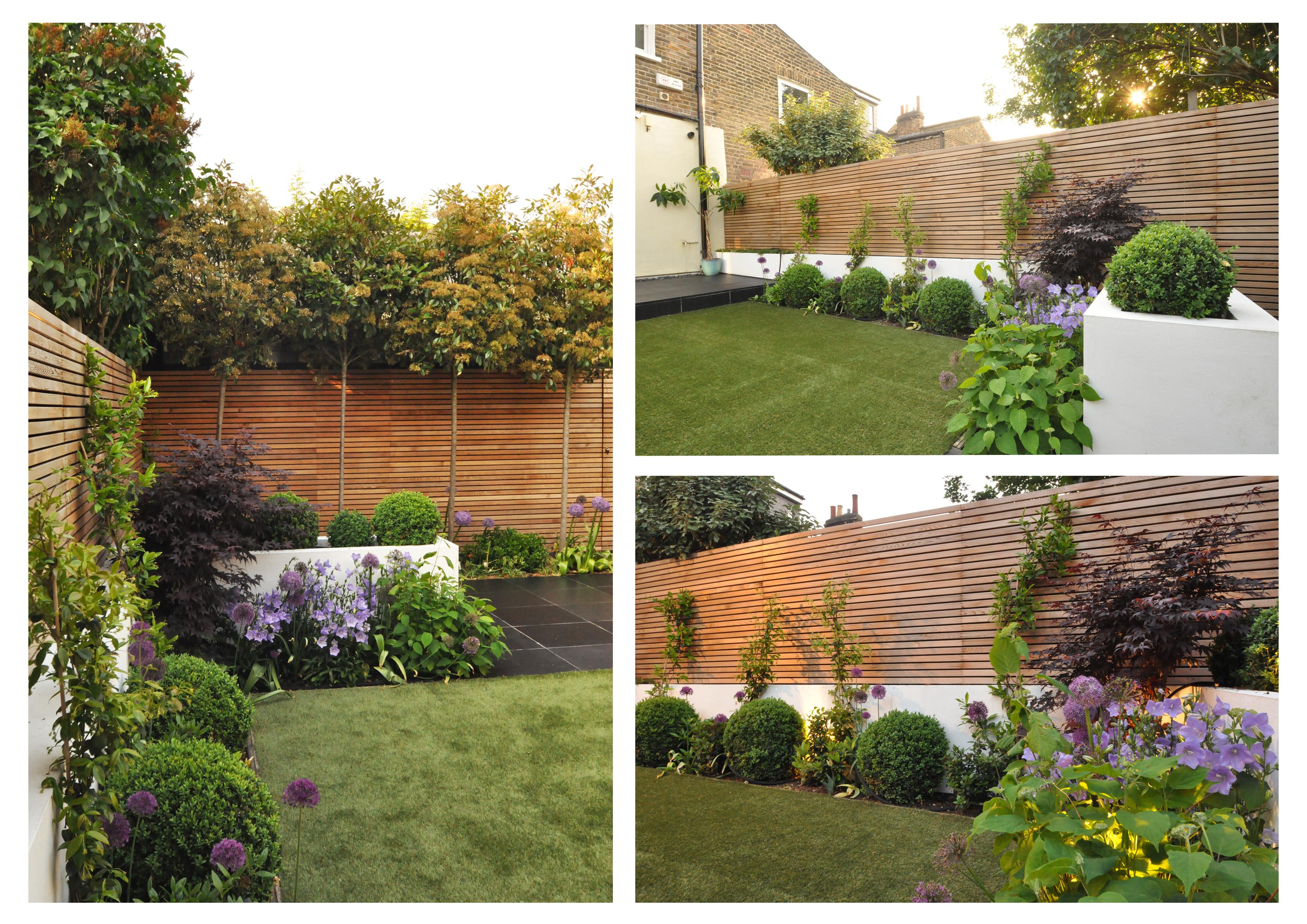 Contemporary london garden two patio design for Channel 4 garden design ideas
