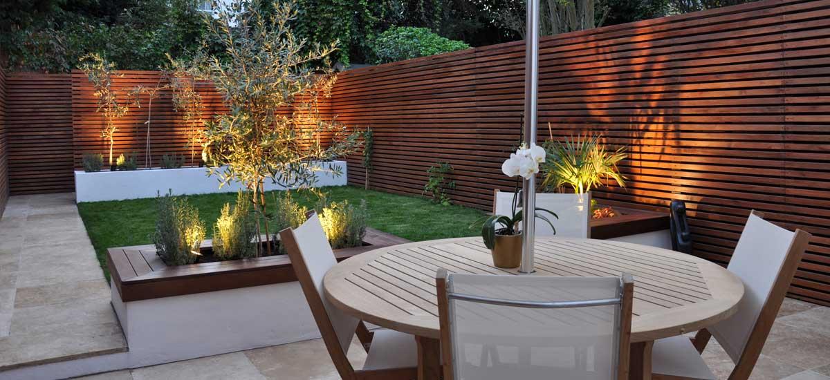 Family Garden Design Clapham Bamboo Landscaping - Simple family garden designs